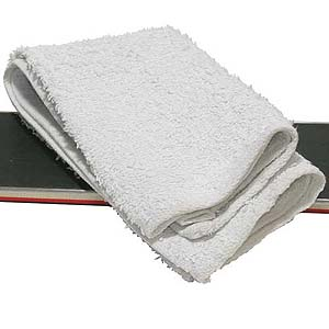 Terry Cloth Shop Rags 30Pk