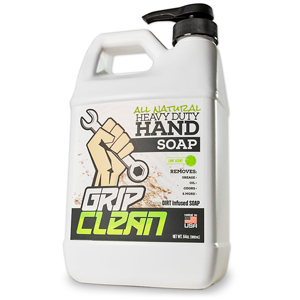 Grip Clean Hand Soap 64oz.
